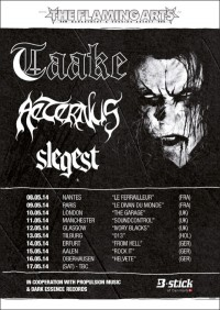 Flyer - Taake