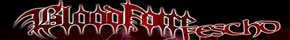 Banner - Bleeding Red - Bloodforce Feschd