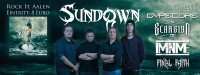 Flyer - Sundown CD Release Party