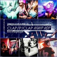 Flyer - Clap Clap Hip Hop