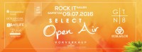 Flyer - SELECT Open Air
