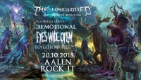 Flyer - The Unguided: ...and the Battle Royale Tour 2018