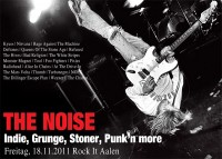Flyer - THE NOISE